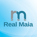 Logotipo Real Maia (TO)