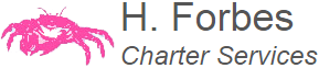 H. Forbes Charter Services logo