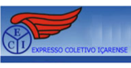 logo logotipo Expresso Coletivo Içarense