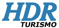 HDR Transporte e Turismo logo