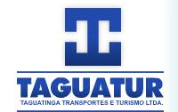 Logotipo Taguatur - Taguatinga Transporte e Turismo (MA)