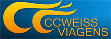 Ccweiss Viagens logo