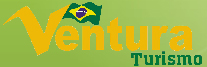 Logotipo Ventura Turismo (MG)