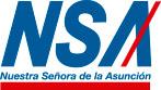 Logotipo NSA - Nuestra Señora de la Asunción (Paraguai)