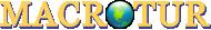 Macrotur logo