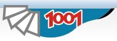 Auto Viação 1001 logo