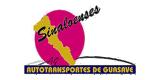 Logotipo Autotransportes de Guasave (México)