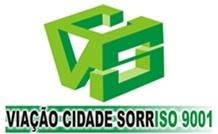 logo logotipo Via��o Cidade Sorriso