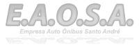 Logotipo EAOSA - Empresa Auto Ônibus Santo André (SP)