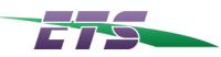 Logotipo ETS - Enlaces Turisticos de Sonora (México)