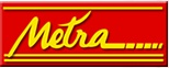Logotipo Metra - Sistema Metropolitano de Transporte (SP)