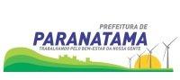 Logotipo Paranatama, Prefeitura Municipal de (PE)