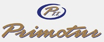 Logotipo Primotur Transportes e Turismo (SP)