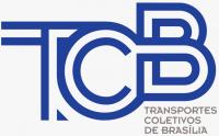 Logotipo TCB - Sociedade de Transportes Coletivos de Brasília (DF)