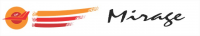 Logotipo Mirage, Viação (SP)