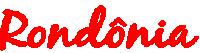 Logotipo Rondônia, Viação (AM)