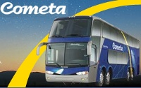 logo logotipo Viação Cometa