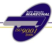 logo logotipo Auto Viação Marechal